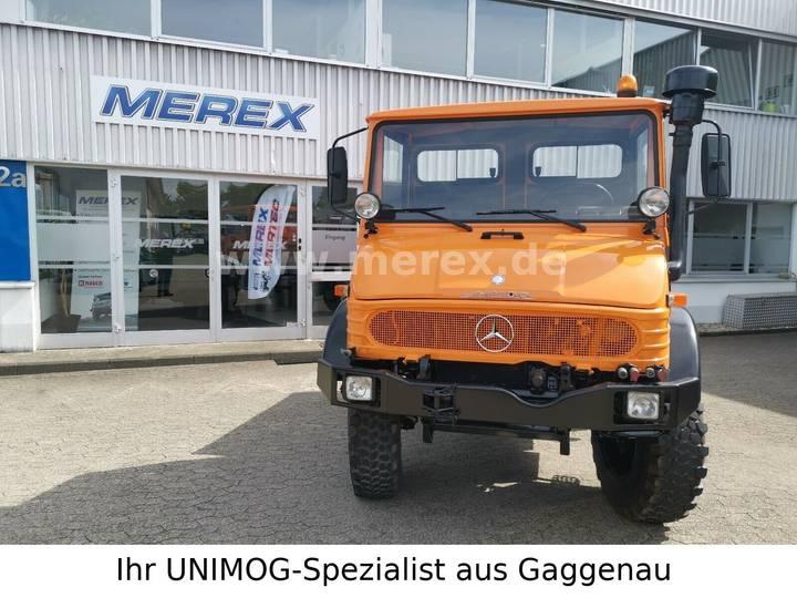 Unimog U900u002F 417 - 1990