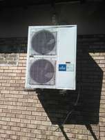 Airconditioning repair and service