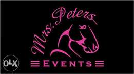 Mrs Peters Events