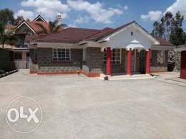 Lovely 3 Bedroom bungalow in Ngong
