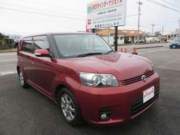 Toyota rumion brand new car