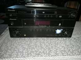 Pioneer 5.0 home theater system