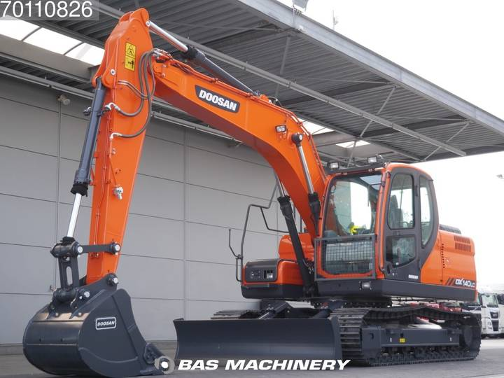 Doosan DX 140 LC New unused 2019 - CE - 2018