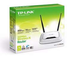 TP-Link WR841N / WR841ND 300Mbps Wifi Router