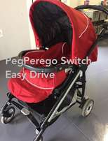 Peg Perego Switch Easydrive PLUS Carseat