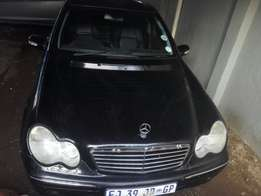Fuel saver! Mercedes c180 kompressor in great condition