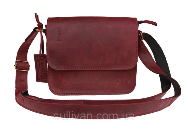 4072af17661d Кожаная женская сумка клатч натуральная кожа ручная работа sullivan  Чернигов - изображение 4