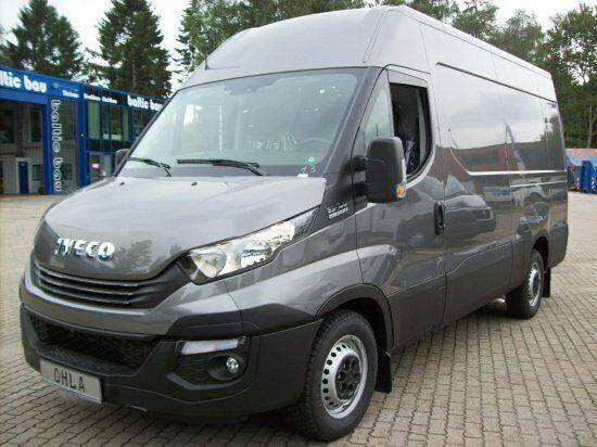 Iveco Daily 35S14S V 4100 H2