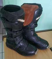 O'Neal off-road boots