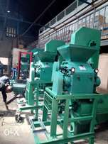 Maize milling machine repair and upgranding system
