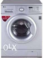 Sleek 6Kg Washer from LG