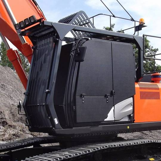 Rops   Fops All Types Cabin Protection Cab Protect - 2018 - image 7