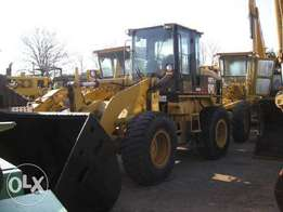 Caterpillar 924GZ - To be Imported