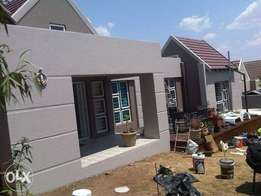 Painting and Waterproofing