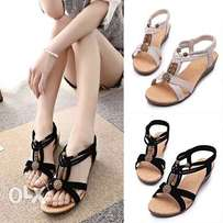 Lovely and quality ladies sandals .