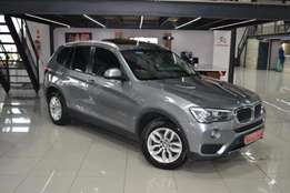 BMW X3 20d (F25) Exclusive Auto (135kW)