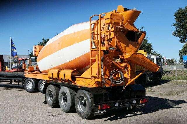 BPW betonmisch aufl karrena 10m³  luft - 2002 - image 2