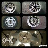 2nd Alloy Spare Rims