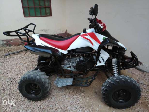 MONSTER quad ATV...quick sale!!! Malindi - image 4