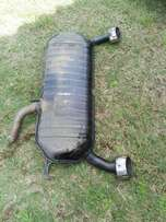 Exhaust for in good condition