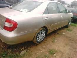 Clean toyota camry 2006