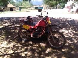 Honda XR500 for sale