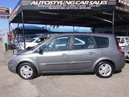 Autostyling Car Sales-East London-05 Renault Scenic 1.9 TDCi -R39995