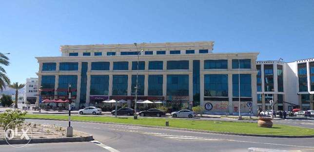 Office Space for Rent in Shatti Al Qurum Next to Beach