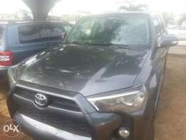 Tincan cleared tokunbo toyota 4runner 014 fuloption