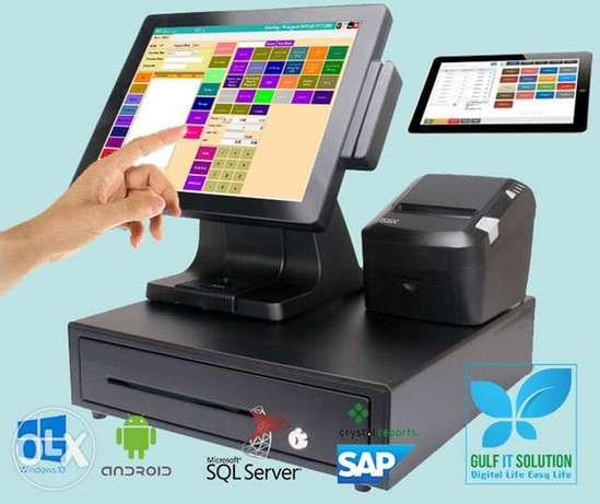 new low budget POS Software + Hardware