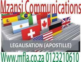 Sworn Translation services in South Africa