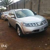 Registered Nissan Murano SE - 2005