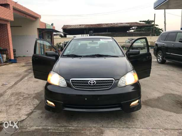 Clean Tokunbo 2007 Toyota Corolla Sport Edition Lagos Mainland - image 1