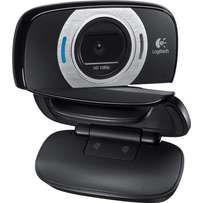 Logitech C615 HD Portable 1080p Webcam with Autofocus 8.0 Megapixel