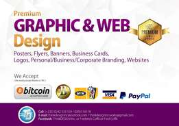 The Graphic Design & Printing services