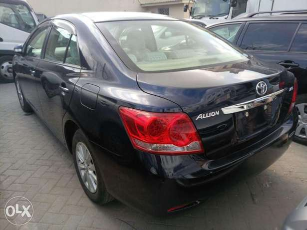 Multiple choices of Toyota Allion on sale KCP number Mombasa Island - image 4