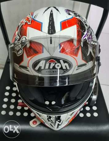 Airoh helmet with bluetooth