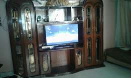 Large classic wall unit