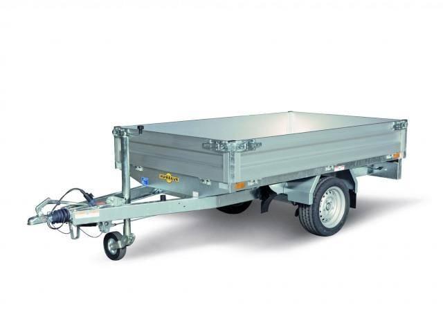Humbaur HU 152314 Hochlader 1500 kg, 2300 x 1400 x 300mm
