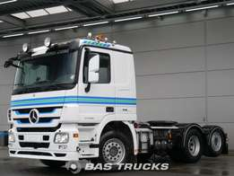 Mercedes Actros 2548 L - To be Imported