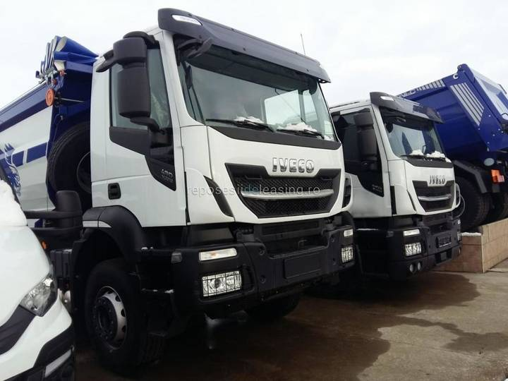 Iveco Trakker 450 - 2018