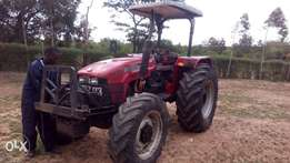 Jx 75 Four wheel tractor