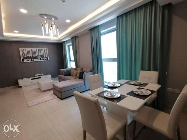 Modern Style 1 BHK FF Apartment in Amwaj island For Rent