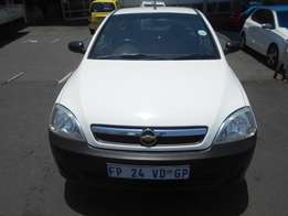 2011 Chevrolet Corsa Utility 1.4 (Aircon) For R90,000
