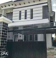 Finished apartment located at divine home estate