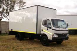 Toyota Volume body Dyna 7-145 Truck for sale