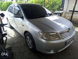 Xmas Offer:- Clean and Very Well Maintained Silver Toyota NZE Saloon
