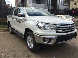 brand new 2016 Toyota Hilux