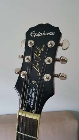 Epiphone Les Paul Standard Plustop Pro - In NEW condition Somerset West - image 3