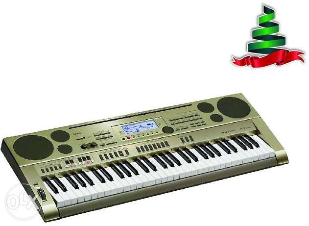 Brand New Casio AT-3 Oriental Electronic Keyboard